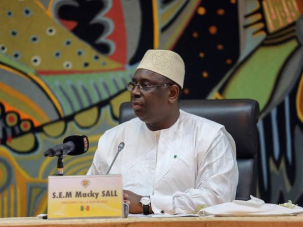 1er Mai: Discours du Président Macky Sall à l'occasion remise des cahiers de doléances des centrales Syndicales