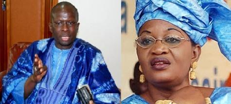 Comité directeur du Pds : Aida Mbodj et Modou Diagne Fada aux abonnés absents