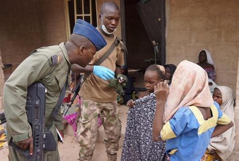Nouvelle libération de 234 femmes et enfants otages de Boko Haram