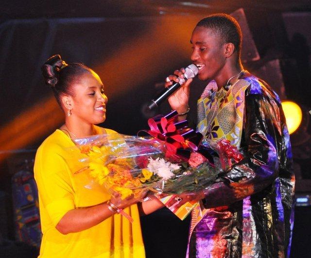 Waly Seck et sa soeur Moumy, la femme à Bougane Gueye Dany
