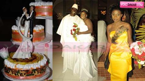 Les images du mariage de Bijou, la fille de Mbaye Guèye EMG Automobile