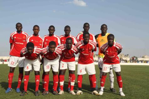 Football: Diambars, nouveau leader de la Ligue 1