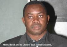 Pluie de critiques sur Mamadou Lamine Dianté