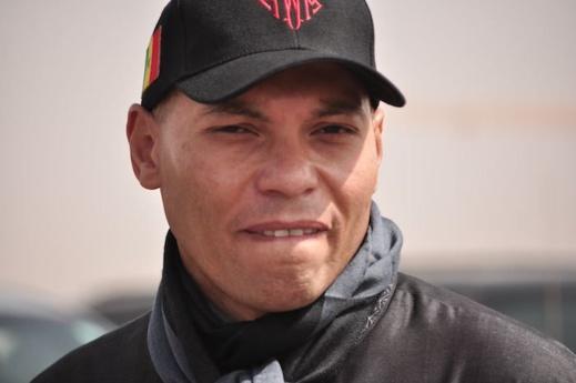 Karim Wade dope le moral de ses troupes