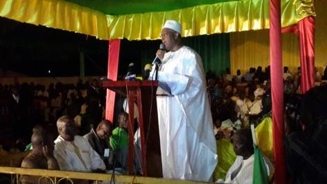 Les images de l'inauguration de la rue Sokhna Mame Diarra Bousso à Colobane