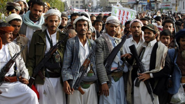 Rebelles houthis