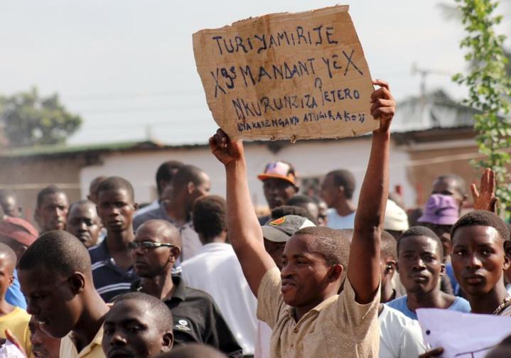 Au Burundi, la nouvelle candidature du président Nkurunziza validée, malgré la contestation