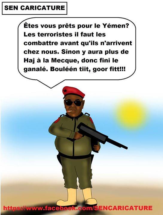 Le Sénégal et la Guerre des princes