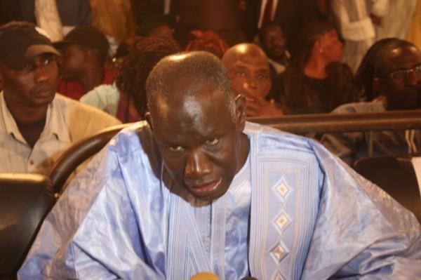Mbagnick Ndiaye rend visite à Samba Diabaré Samb