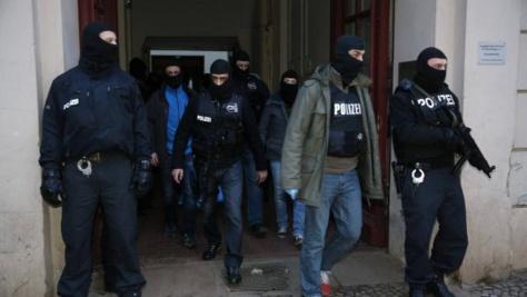 Quatre terroristes anti-musulmans interpellés en Allemagne