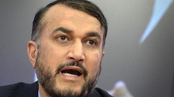 """Hossein Amir-Abdollahian, vice-ministre iranien : """"L'Iran ne laissera pas l'Arabie Saoudite assiéger le Yémen"""""""