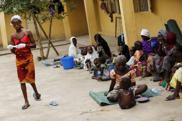 Des Nigérians morts de faim et de soif en fuyant le Niger