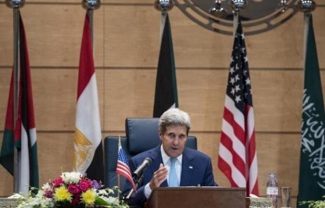 Kerry presse Ryad de marquer une pause humanitaire au Yémen