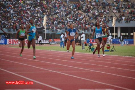 Meeting international de l'athlétisme : 80 mille spectateurs attendus au stade Léopold Sédar Senghor