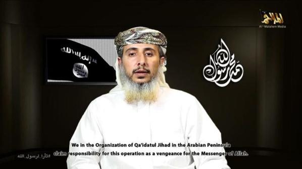 Charlie Hebdo : mort du responsable d'Al-Qaeda au Yemen qui avait revendiqué l'attentat