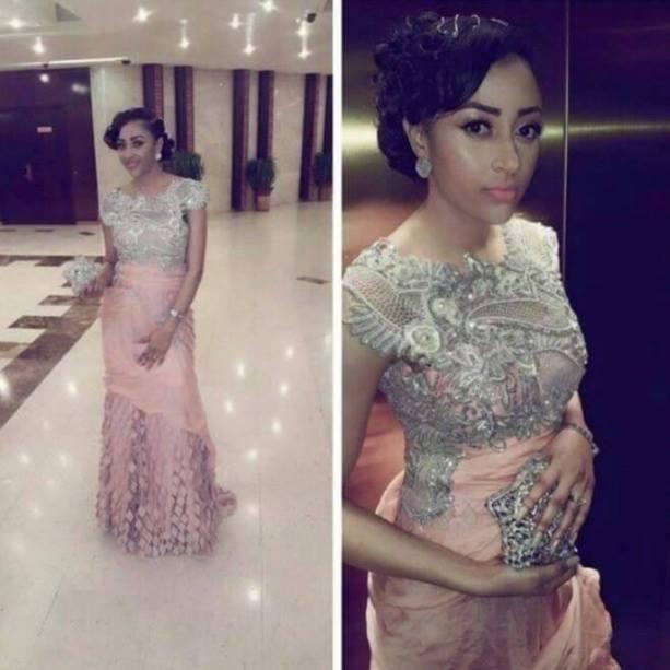 Sokhna Aidara toute élégante lors de la soirée de gala de Wally Seck