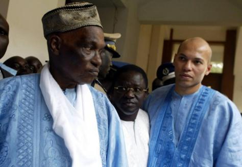 Parti démocratique sénégalais : Karim Wade oublié, Me Wade de plus en plus marginalisé