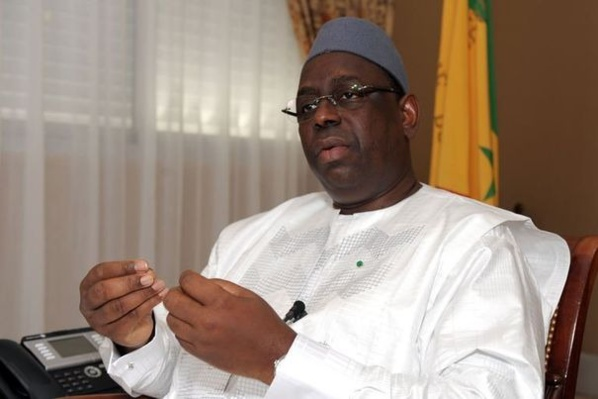 Macky Sall reprend les airs