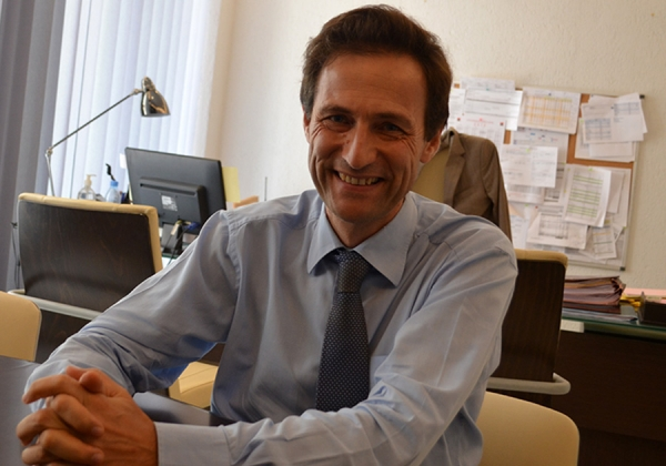 Yann de Nanteuil, DG de la SGBS : «2014 a été une très mauvaise année»