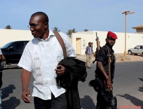 Me Amadou Sall : Ses avocats ont déposé la demande de liberté provisoire