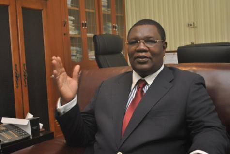 """Me Ousmane Ngom : """"Je me suis reconverti dans la culture du riz de la vallée"""""""