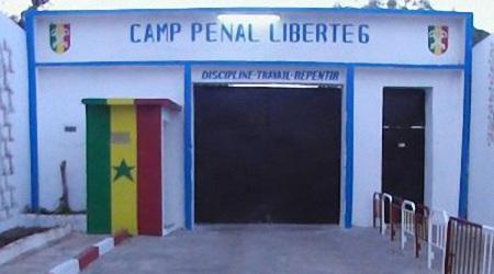 Problème d'approvisionnement en eau au Camp Pénal : Le directeur de la structure rassure les détenus
