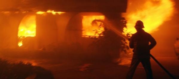 Violent incendie à Théyène: Le daara du Khalfe général du village emporté par les flammes