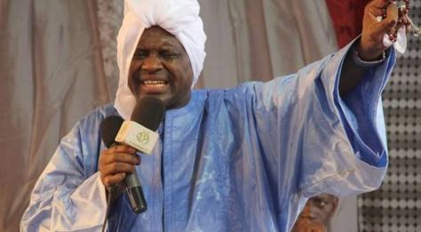 Après une audience au Palais, Serigne Modou Kara décide de soutenir Macky Sall.