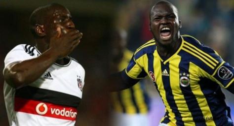 Football : Moussa Sow 2ème du Top 20 de RFI, derrière Demba Bâ
