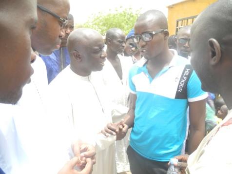 Idrissa Seck boucle la première étape de sa tournée de proximité