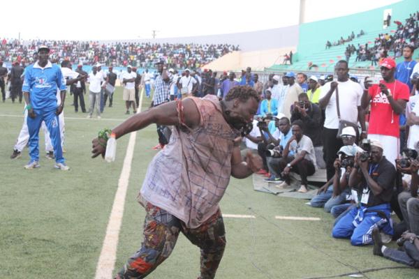 Ama Baldé ne sent plus le soutien des lutteurs pikinois