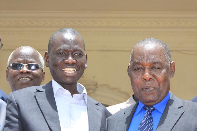 Serigne Mboup prend du galon : Il a été porté à la tête de l'Unccias