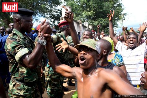 Tentative de coup d'Etat au Burundi:  confusion à Bujumbura