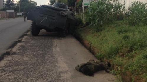 Tentative de coup d'Etat au Burundi: au moins trois militaires tués jeudi