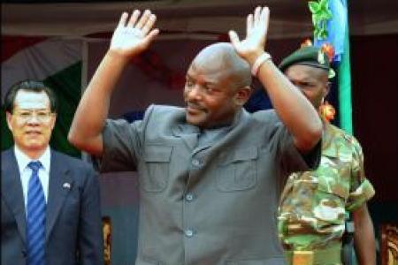 Burundi : le président Nkurunziza de retour dans son palais présidentiel à Bujumbura