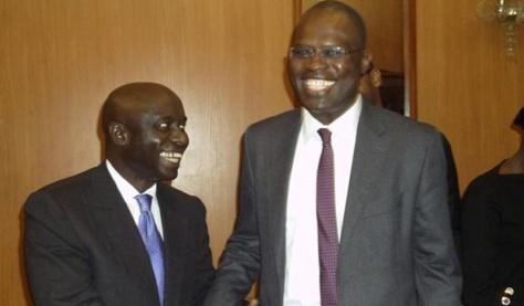 Magal du Kazu Rajab: Idrissa Seck et Khalifa Seck à Touba