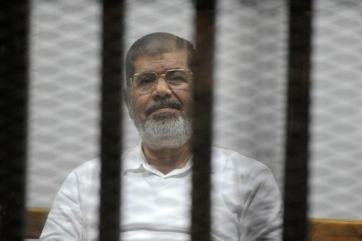 L'ancien président égyptien Mohamed Morsi condamné à mort