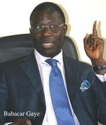 "Babacar Gaye, porte-parole du Pds : ""Karim Wade sera bientôt libre... """