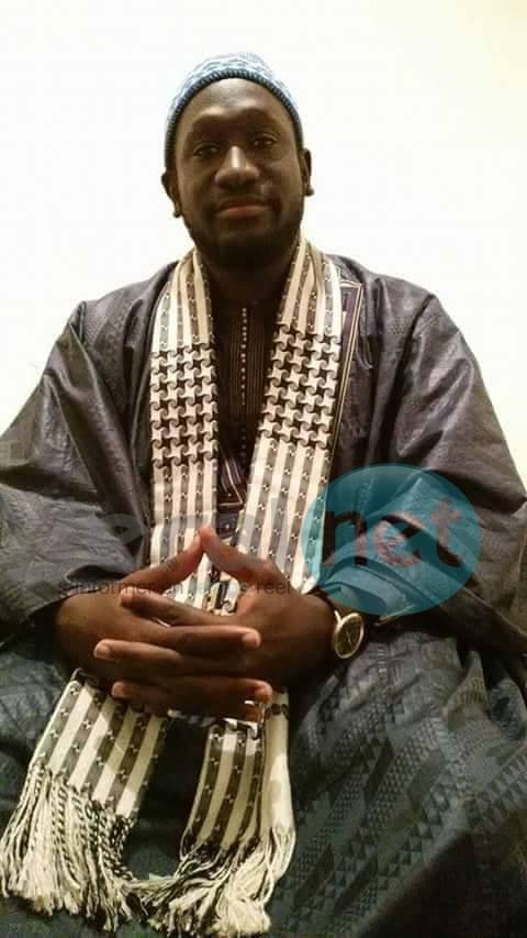 Kazu Rajab- Serigne Assane  Mbacké s'invite à la cérémonie officielle et perturbe la rencontre