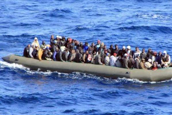 Libye : 400 migrants clandestins arrêtés avant leur embarquement