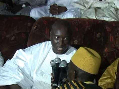Magal de Kazu Rajab : La grosse confusion d'Aly Ngouille Ndiaye