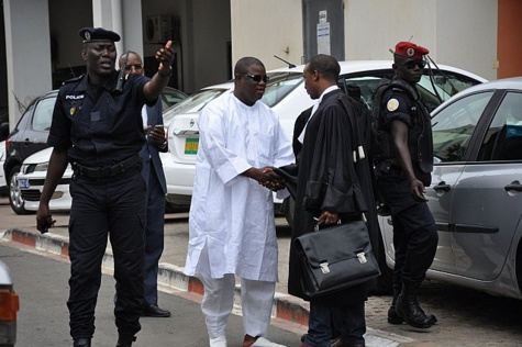Abdoulaye Baldé déverse sa colère sur Diène Farba Sarr