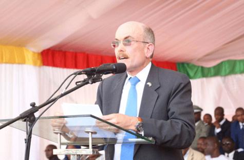 Diplomatie : L'ambassadeur des Etats-Unis reçu par Serigne Cheikh Sidy Mokhtar Mbacké