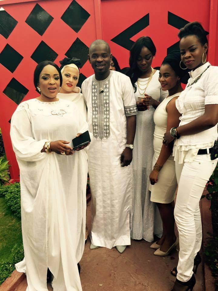 Yeewuleen: Pape Cheikh et sa team célèbrent l'appel de Seydina Limamou Laye