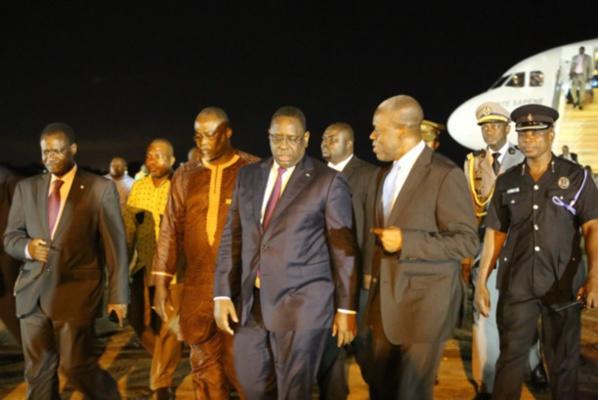 Le Président Macky Sall élu à la tête de la Cedeao