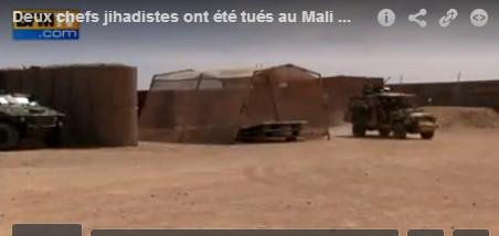 Mali: deux chefs terroristes tués dans une intervention des forces spéciales françaises
