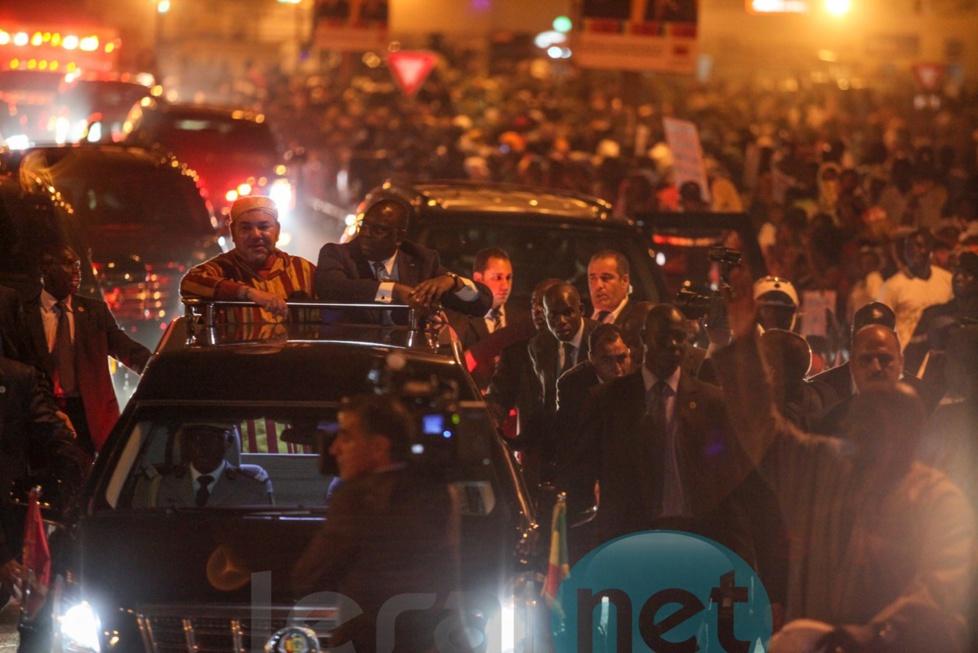 Mohamed VI à Dakar: «Ndiaga Ndiaye» et «cars rapides» mobilisés pour un accueil chaleureux