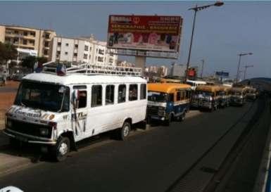 Réaménagement du transport dans Dakar : Les « car rapides », « Ndiaga Ndiaye » et « clandos » seront interdits en 2018