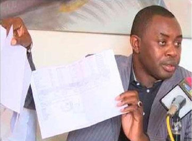 Suite à leur suspension, Zoumarou et Dianté renvoient leurs camarades à la charte du Grand cadre