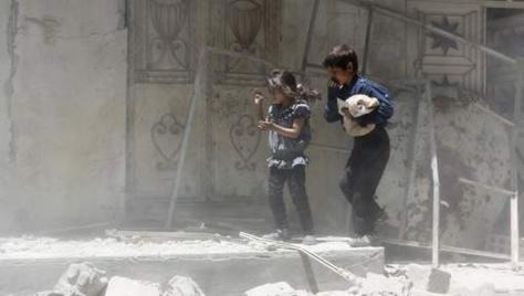 L'armée américaine admet avoir tué deux enfants en Syrie